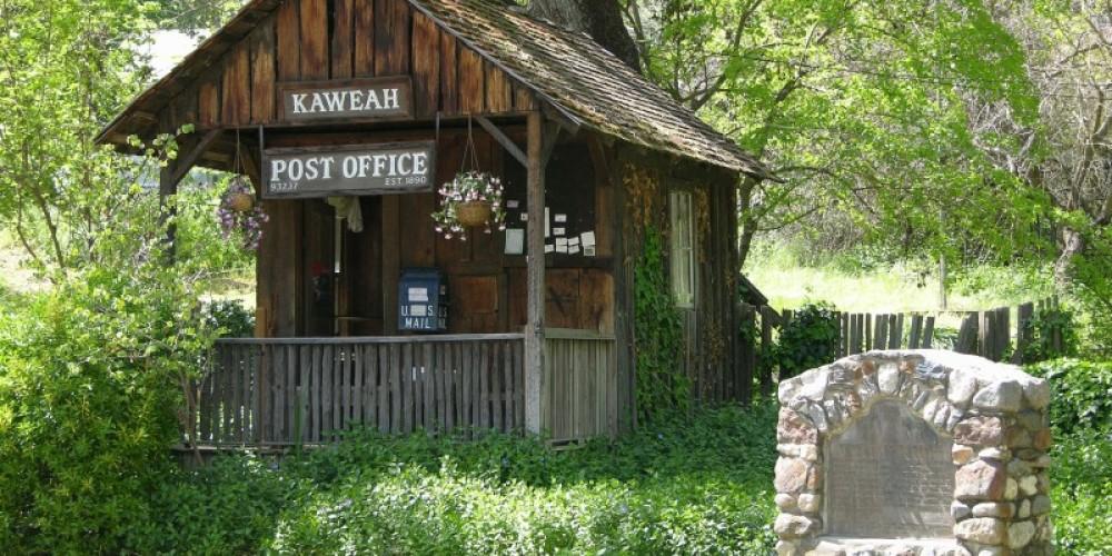 Kaweah Post Office – Tom Marshall