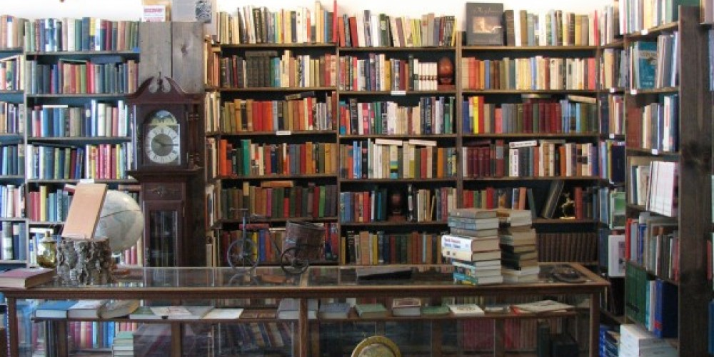 """OUR CLASSICS """"OLD BOOK"""" ROOM – LINDA HEIN"""