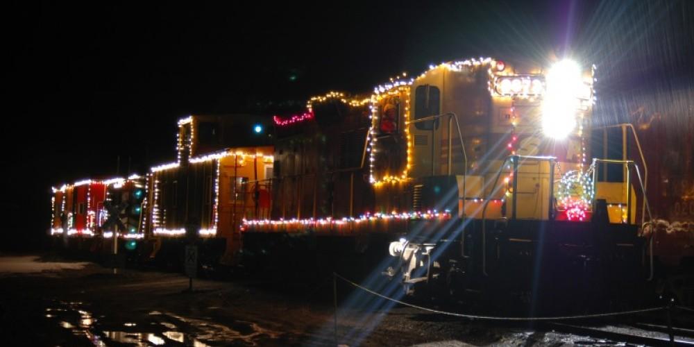 WPRM Santa Train – Gail McClure