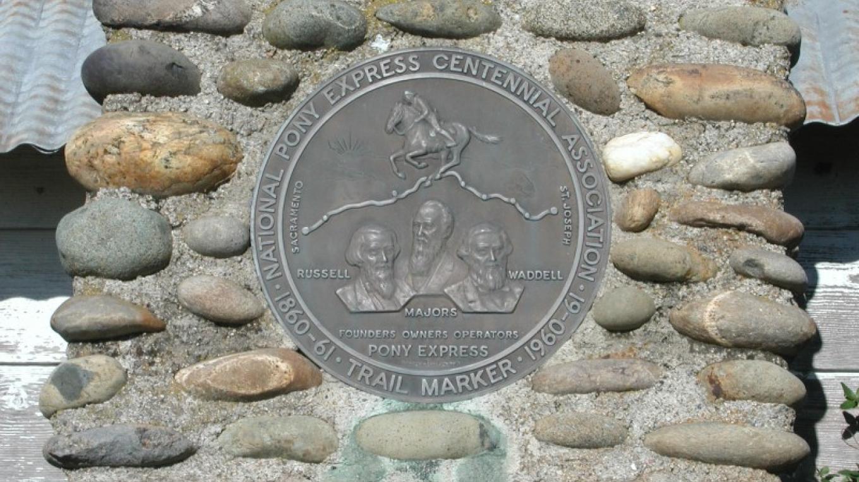 Historical Marker – Clarksville Historical Society