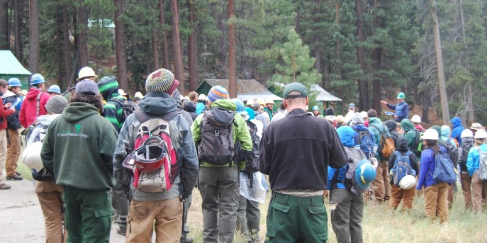 Build a legacy with the Tahoe Rim Trail Association – Lauren