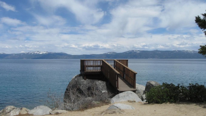 Kehlet Mansion Lakeside deck – Peter Hall