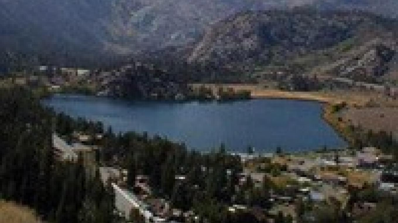 View of June Lake – Vikki Moffit