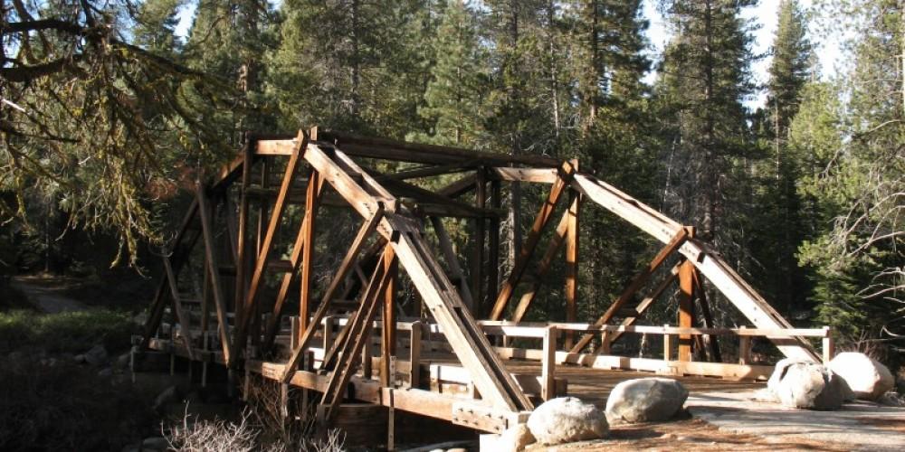 Dinkey Creek Historic Bridge – USDA Forest Service