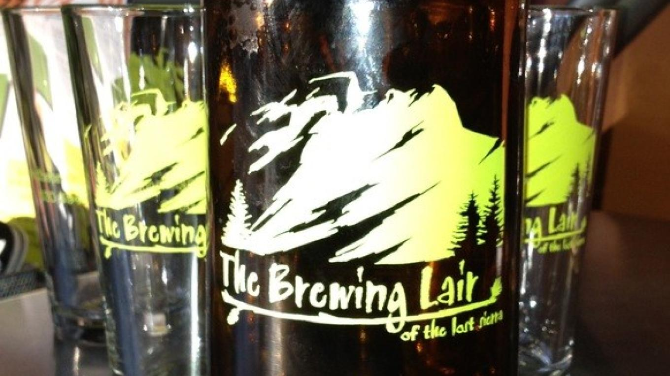 Hand-crafted ales include IPAs, Saisons, and a shade of a dark brew. – The Brewing Lair