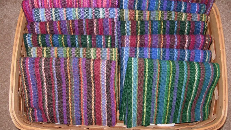 Fibonacci's Flower Garden Towels – Nikki Crain