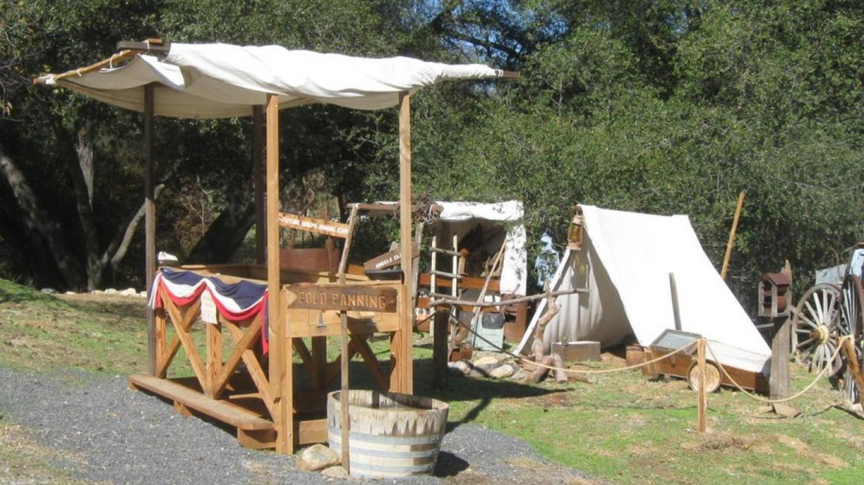 Mining Camp – K Flaigg