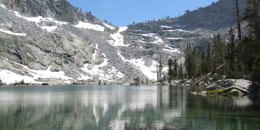 Eagle Lake is a popular day hike from the Mineral King valley. – The Kaweah Commonwealth