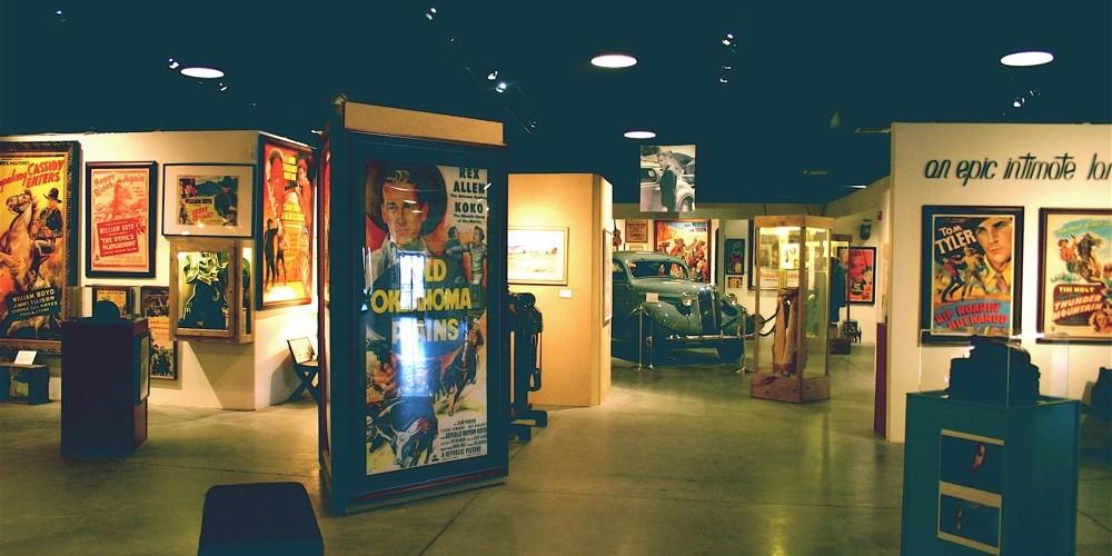 West Exhibit area – Langley