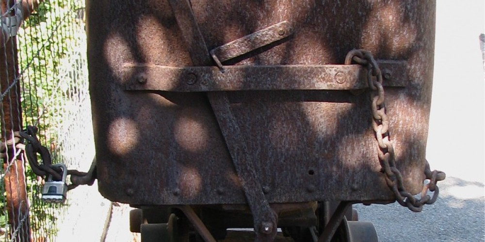 Authentic mining cars, carefully selected for their fine original condition are actually for sale! – Karrie Lindsay