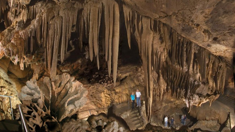 Thompson Room of Lake Shasta Caverns – Lake Shasta Caverns