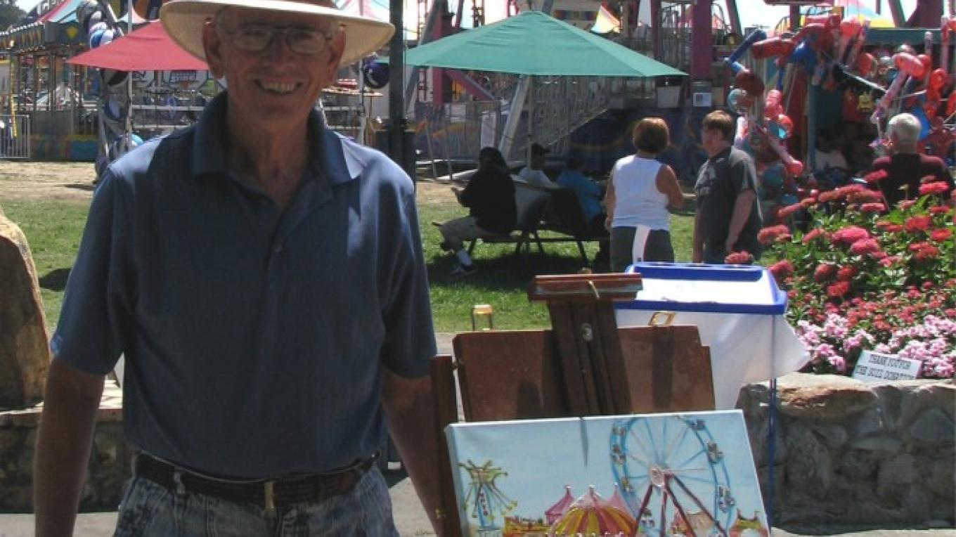 Plein air art and more!