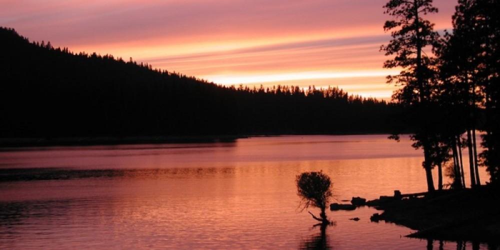 Bass Lake Sunset – Joanne Freemire