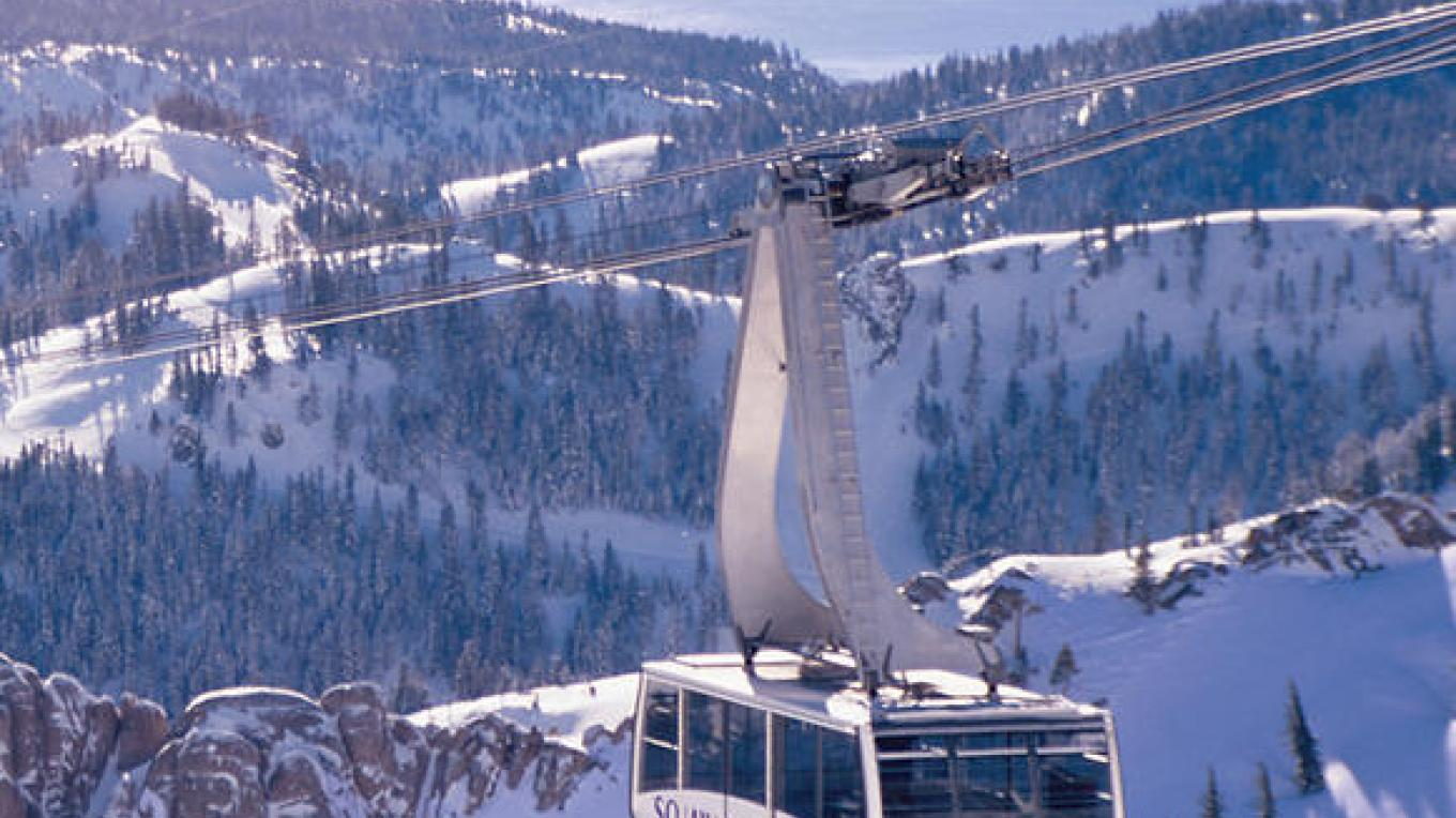 Squaw Valley Cable Car – Nathan Kendall