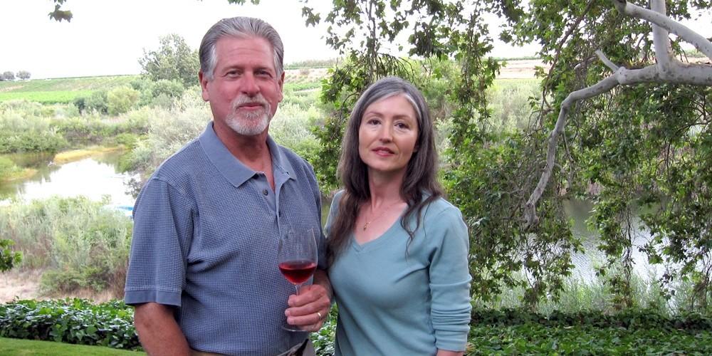 Ray and Tammy Krause, Vinificators – Martin Felix