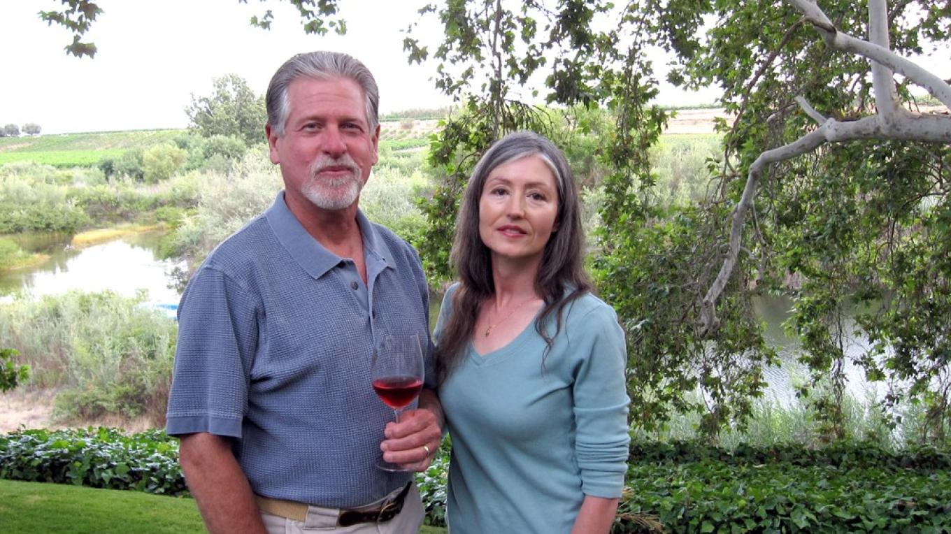 Ray and Tammy Krause, Vinificators – Martin Felix