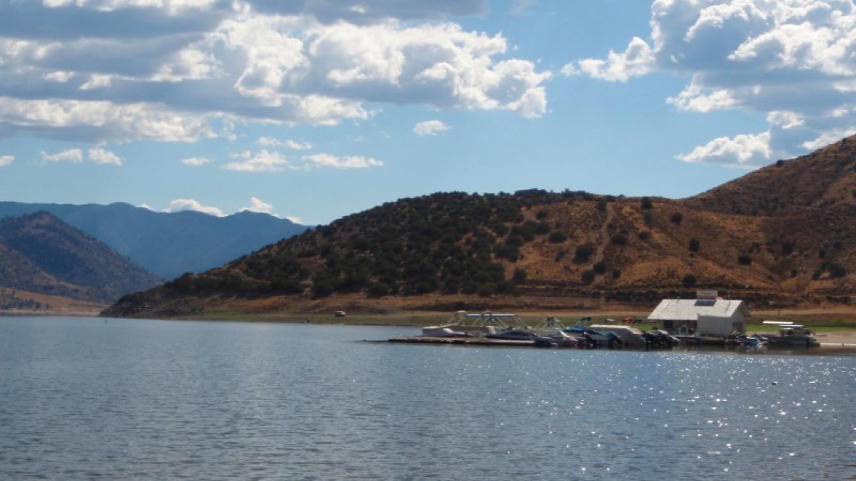 North Shore Marina, Isabella Lake – Cynthia Allred