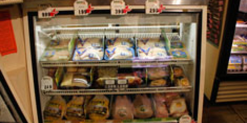 Poultry Counter