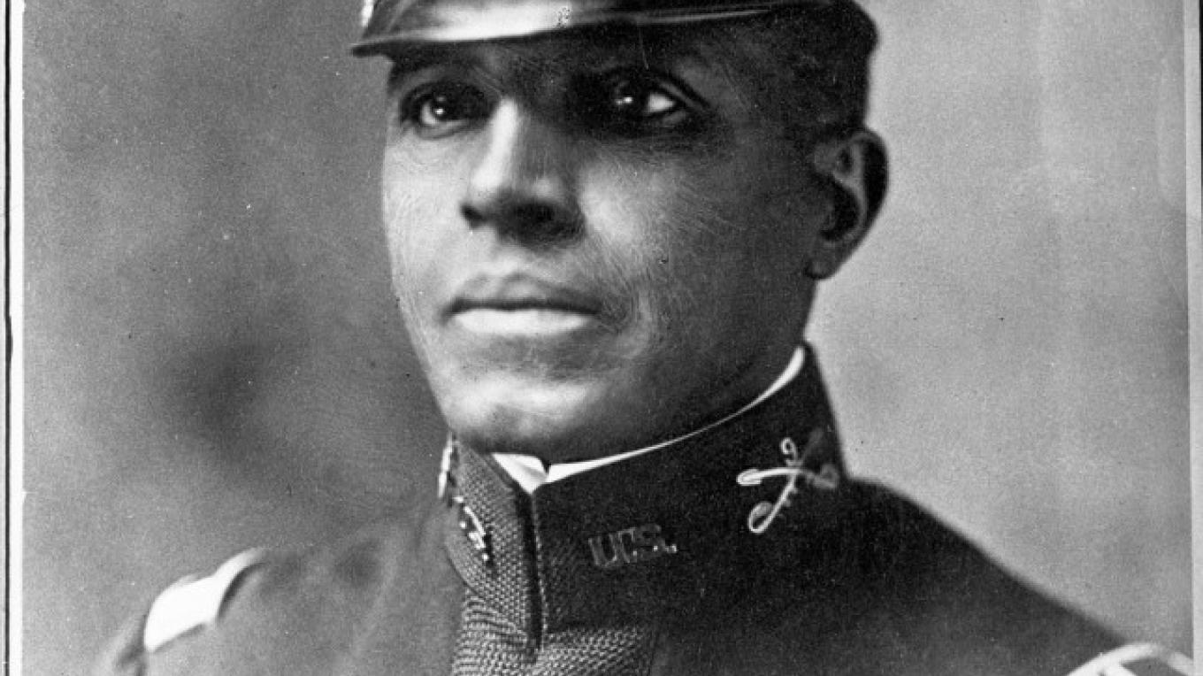 Captain Charles Young