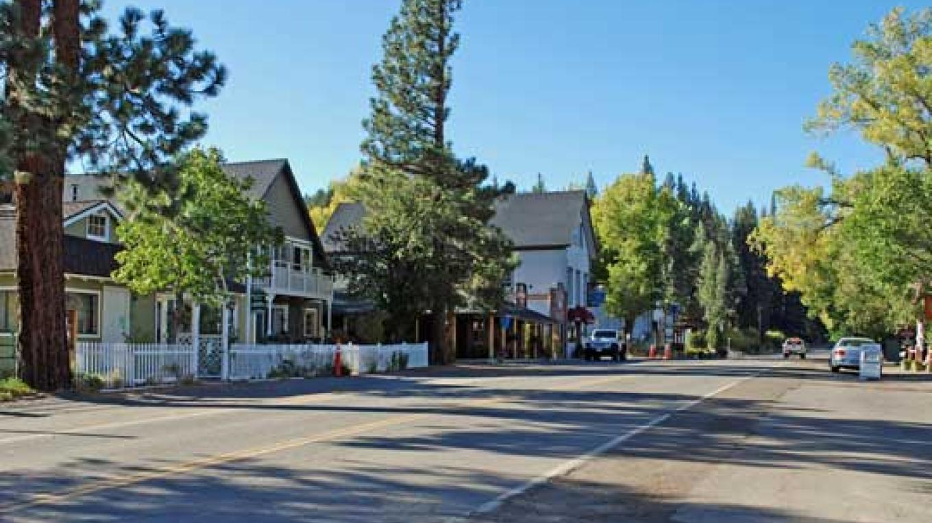 Downtown Markleeville is small, but has a lot of character. – www.ebbettspassadventures.com
