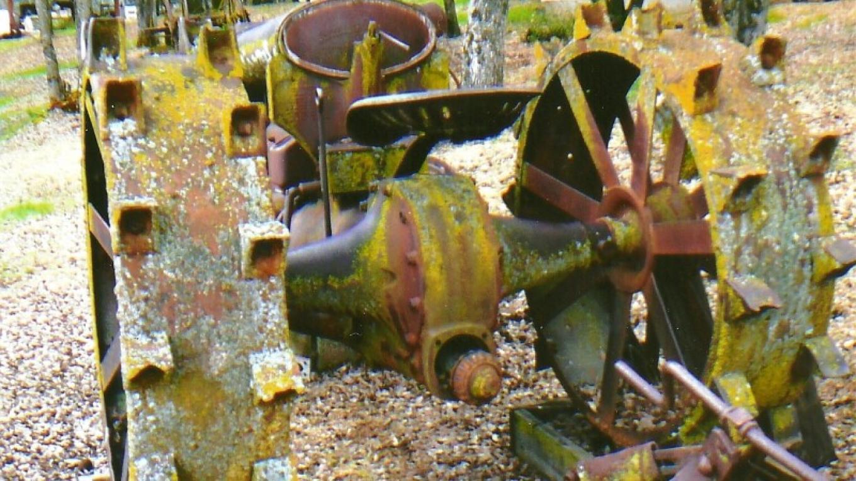 Tractor – Susan Leeper