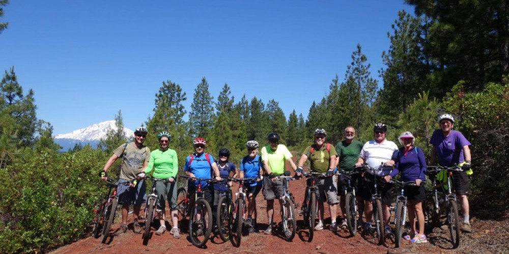 Shasta Land Trust acquires land for recreation and open space. – Anne Murphy