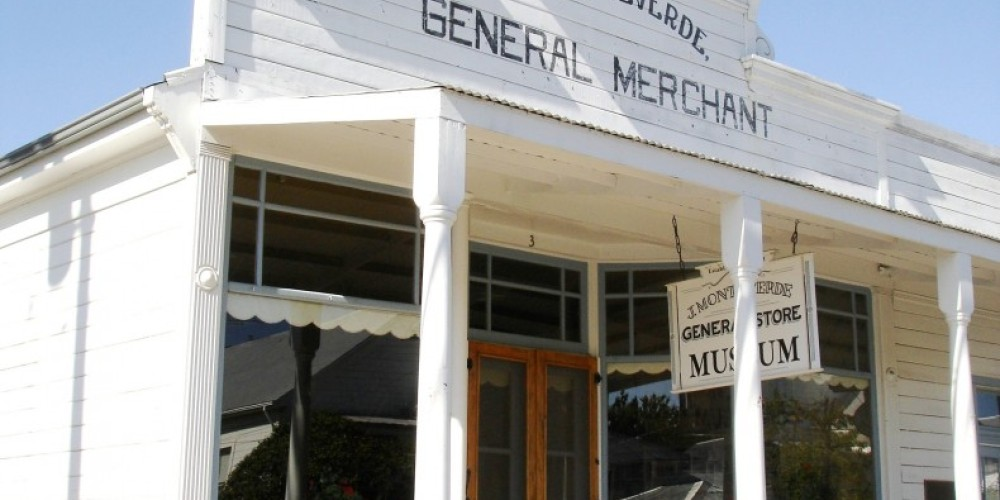 Monteverde Store Museum  dates back to 1896. Call for a tour and see all the antique items in the store as they were. – Klosowski