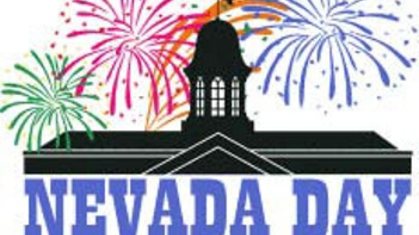 Nevada Day Logo