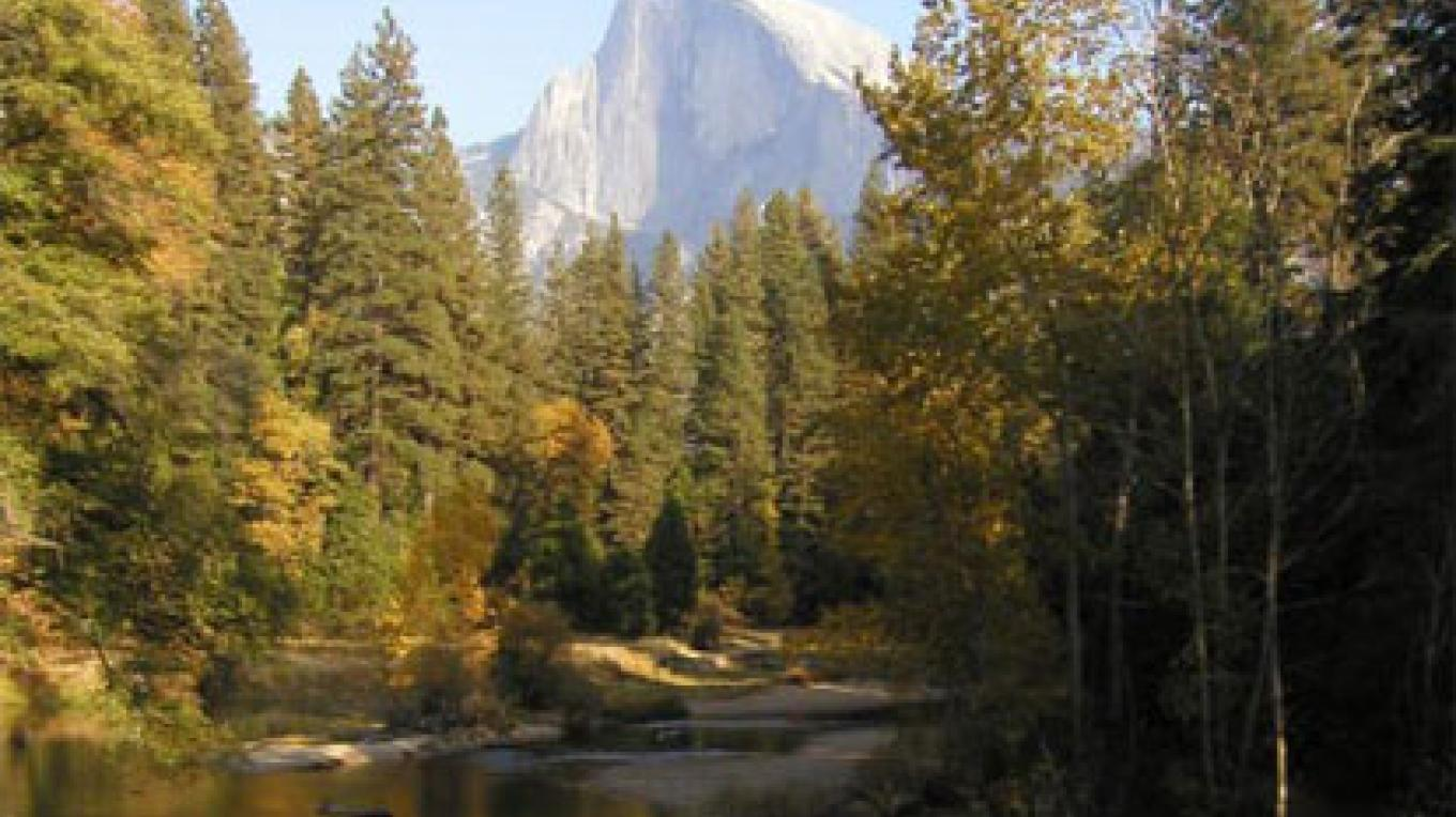View of Half Dome from Sentinel Bridge. – nps.gov