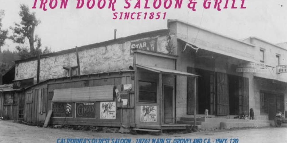 Saloon in 1920
