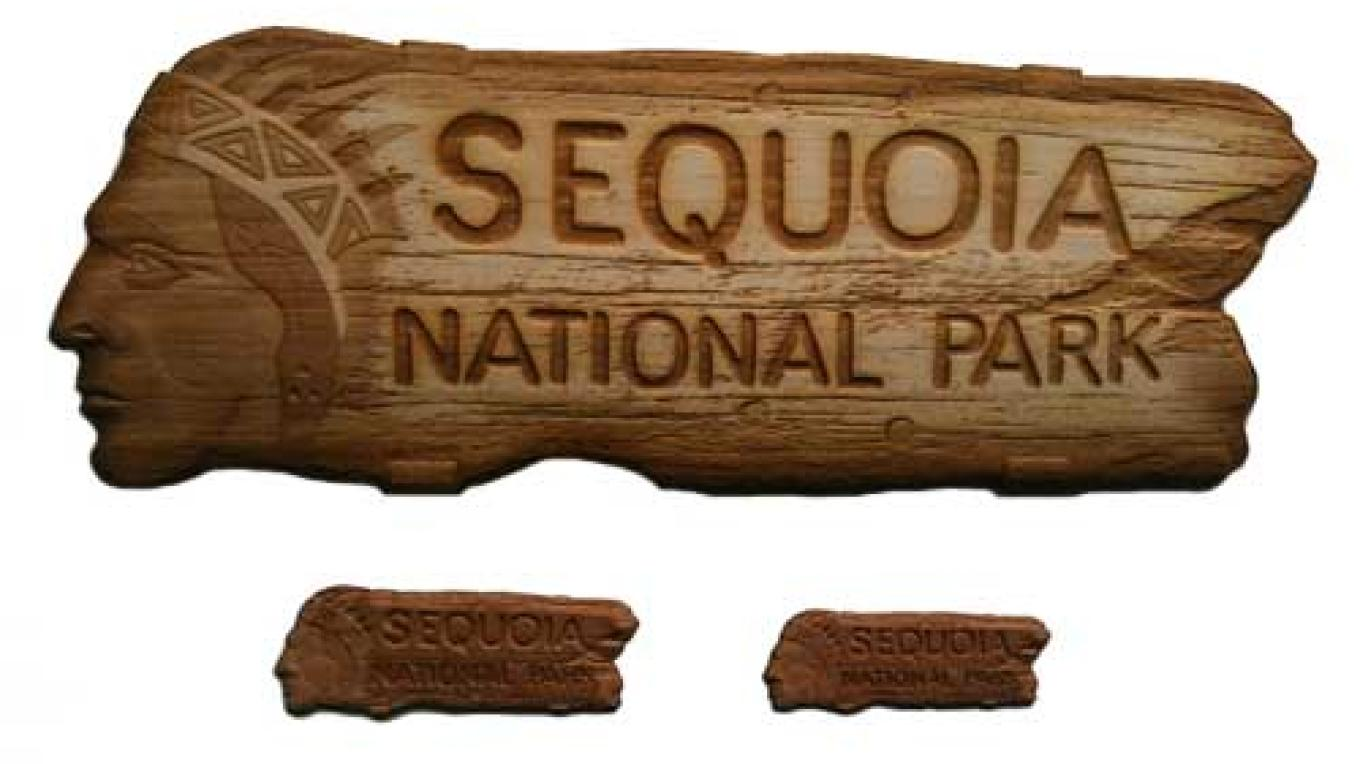 Sequoia National Park Souvenirs – Rick Fraser