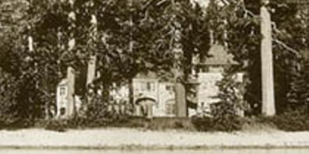 Vikingsholm in 1932