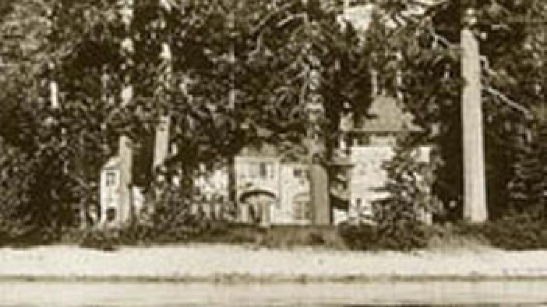 Vikingsholm in 1932