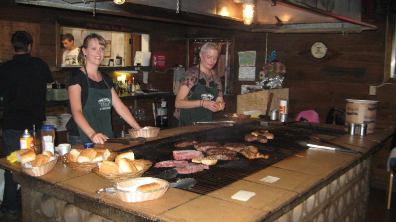 grill masters at work – michael byrne