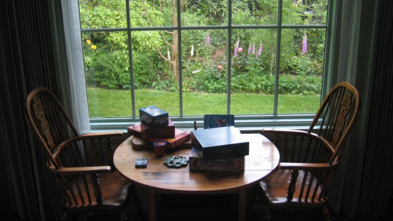window view – Lindsay Way