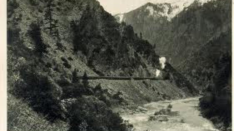 Historic canyon view. – mygoldrushtales.com