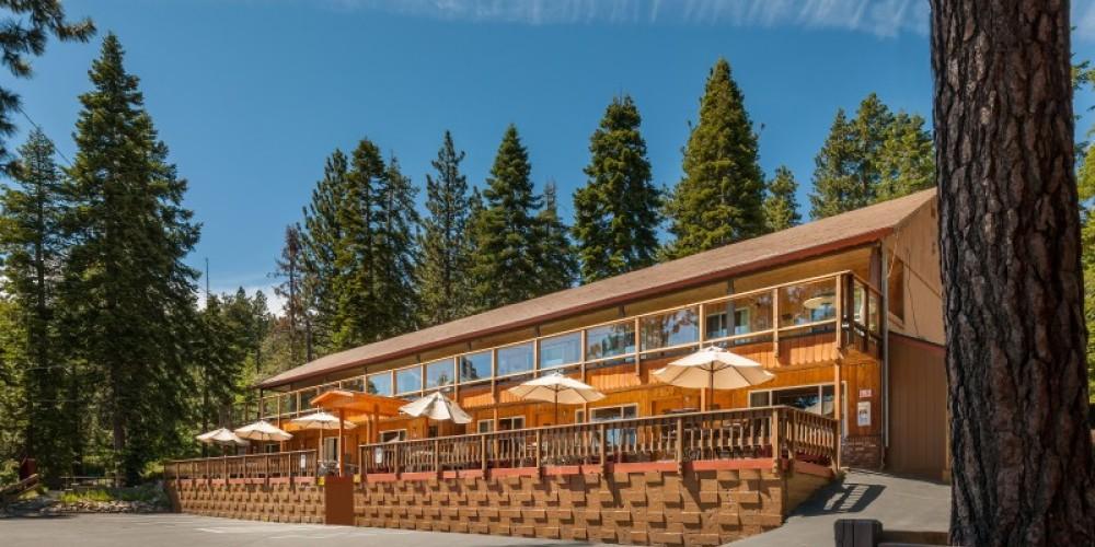 Our Two Story Lodge – Cedar Glen Lodge
