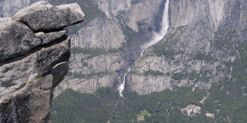View of Yosemite Falls from 4 Mile Trail – nps.gov