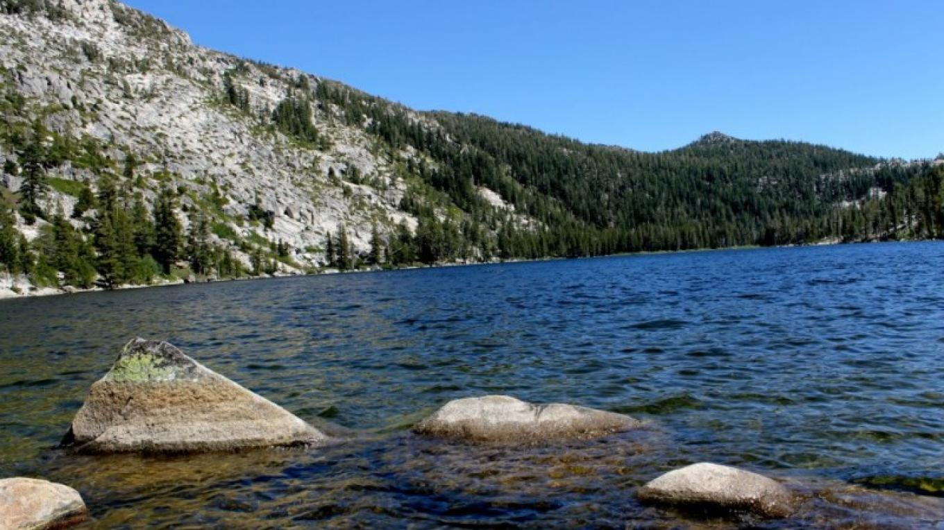 Stony Ridge Lake – Jamie Cheshire
