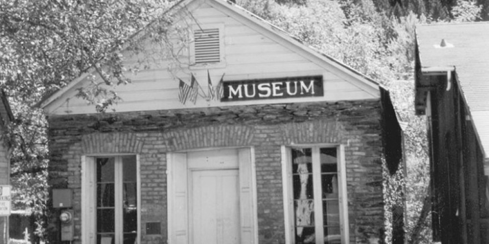 The Downieville Museum is open all year round. – unknown