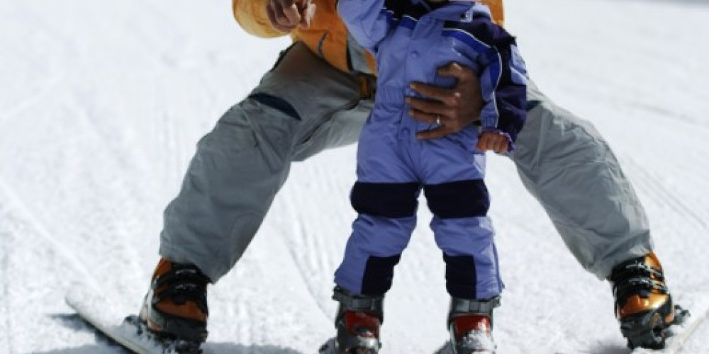 Sierra-at-Tahoe Resort has been the place for families to learn to ski for three generations – Hank de Vre