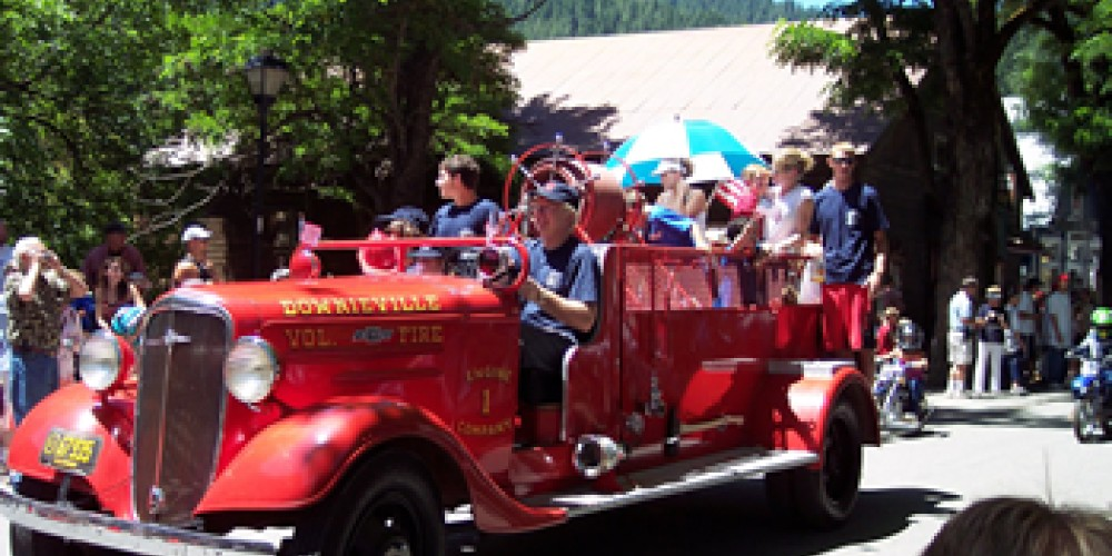 Downieville is a vibrant town of today with a strong tie to the past – Mary Davey