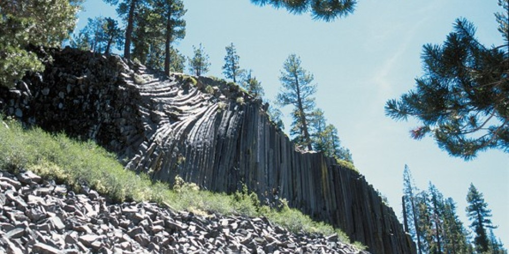 Devils Postpile National Monument – Mammoth Lakes Tourism & Recreation