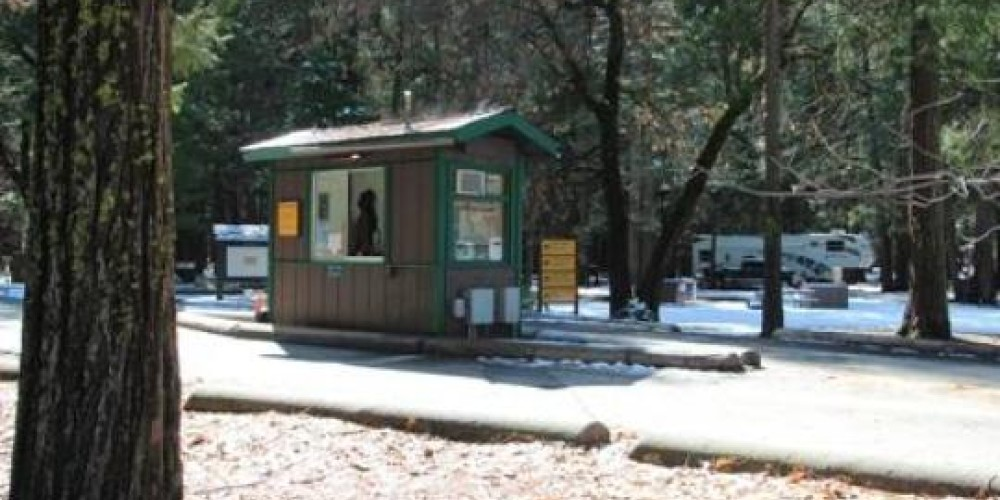 Entrance to Upper Pines Campground – Reserve America