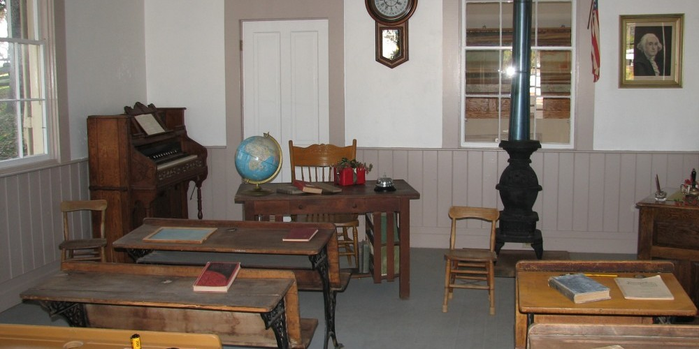 Interior of School – B Rogers