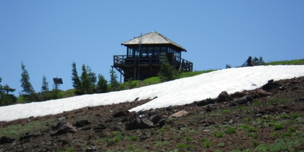Mount Harkness Fire Lookout – Melania Stoeber