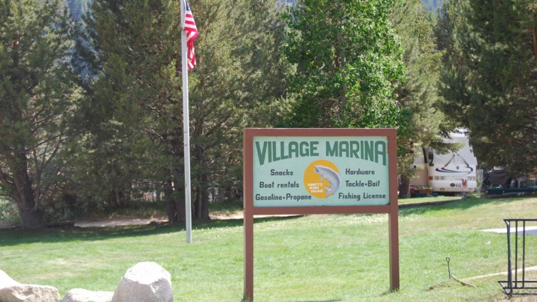 Village Marina – Sarah McCahill