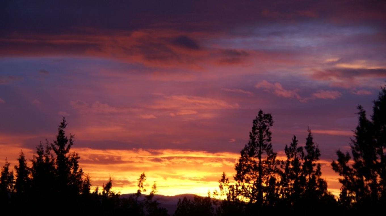 Modoc sunset – Lorissa Soriano
