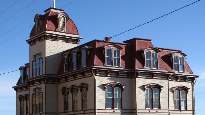 Fourth Ward School – Virginia City Visitor Center