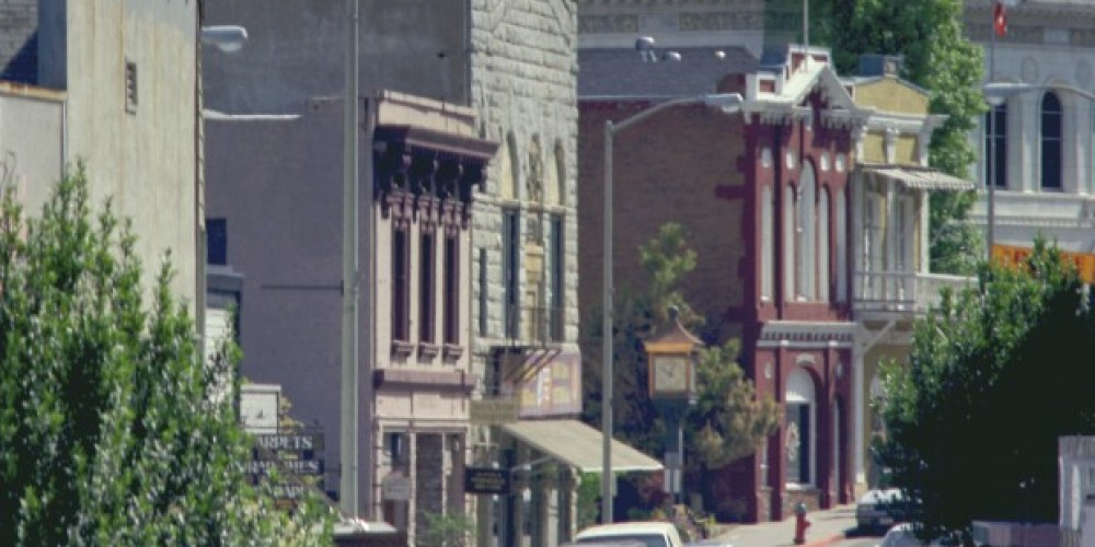Historic Main Street in Placerville is a charming and friendly gold-rush town that offers the perfect blend of old and new.  Meet us on Main Street! – Robert Hall
